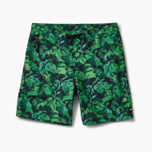 Beach Palms 18'' Swimmer Boardshorts - Boardshorts