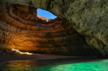 Benagil Sea Cave in the Algarve is a Portuguese Natural Wonder - Amazing Places