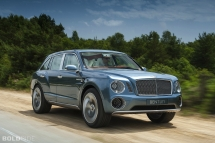 Bentley EXP 9 F - Now this is a car!