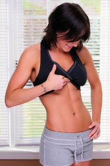Best Love Handle Workouts - Gotta get those abs!