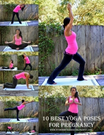 Best yoga poses for pregnancy - Yoga