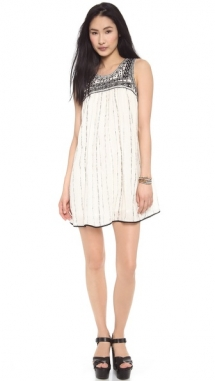 Bib Dress by Free People - Summer Clothes