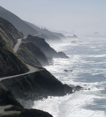 Big Sur - California - I will travel there