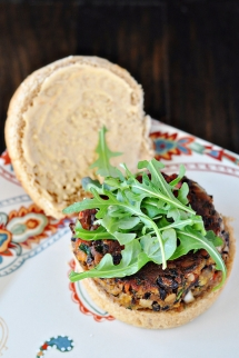 Black Bean Burgers recipe - Easy recipes