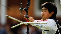 Blind archer posts first world record of London Olympics - Sports