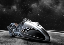 BMW Apollo Streamliner Motorcycle Concept - Motorcycles