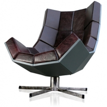 Villain Chair - Even business people got to laugh