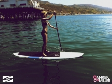 Marisa Miller SUP board by Surftech  - SUP - Stand Up Paddleboarding