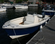 Rossiter 17 Centre Console - Boats for the cottage