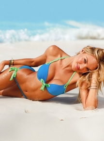 Victoria Secret Gorgeous Bikini in Bright Marine - Bathing Suits