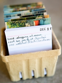 Twist on the Daily Journal - Gift Ideas