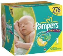 Pampers delivery - For The Baby