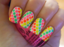 Polka Dots!!! - Nails