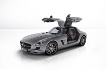 Mercedes-Benz SLS AMG GT Coupe (2013) - Sports cars