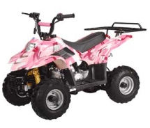 ATV - Great outdoor toys for my backyard