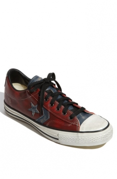 Star Player Converse by John Varvatos Leather Sneaker - Shoes