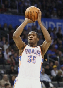 Kevin Durant - Greatest athletes of all time