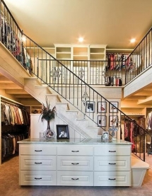 Two Story Closet! - For the home