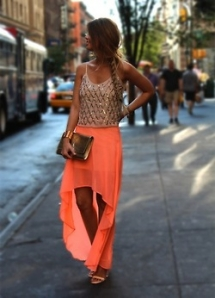 Summer Colours - My Style
