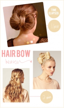 Hair Bows - Fave hairstyles
