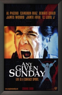 Any Given Sunday - Best Movies Ever