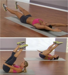 X Abs - Ab Exercises