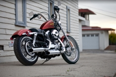 Harley-Davidson Seventy-Two - Vintage Inspired Motorcycles