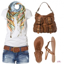 Casual Summer Look - My Style