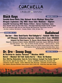Coachella Valley Music and Arts Festival - Music Festivals