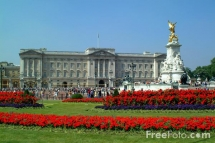 Buckingham Palace - I've Got Places To Go