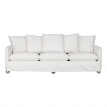 Catalina Sofa with Casters - Outdoor sitting areas