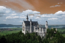 Neuschwanstein Castle - Places I want to go