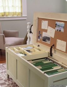 Office storage trunk - Awesome furniture