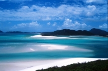 Whitehaven Beach in Australia - Dream destinations