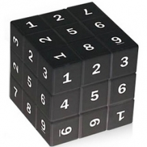 Sudoku Puzzle Cube - Geeky Gifts