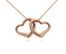Classic Double Hearts Pendant - Most fave products