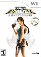 Tomb Raider Anniversary - Video Games