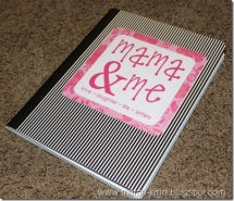 Mama & Me Journal Idea - Activities For Kids To Do