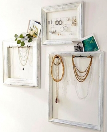 Organizing Your Jewelry - Home decoration