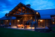 Trapper Peak Ranch in Montana - Designing the house of my dreams