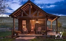 Small log cabin - Small Cabins