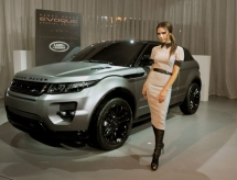 Range Rover Evoque Special Edition with Victoria Beckham - Cars