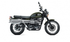 Triumph Scrambler - Vintage Inspired Motorcycles
