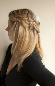 Braid - Hair and Nails