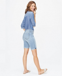 Briella Roll Cuff Shorts - Fave Clothing, Shoes & Accessories