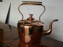 Bright Copper Kettles - My Favourite Things