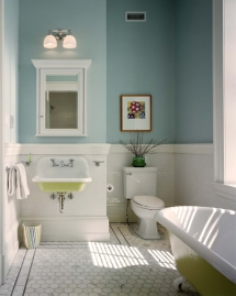 Bright traditional bathroom - New Bathroom?