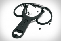 BRNLY SlingPop Slingshot from Burnley Knives - Latest Gadgets & Cool Stuff
