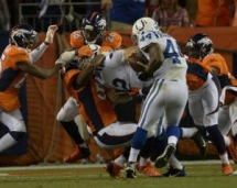 Broncos beat Colts in season opener! - My team