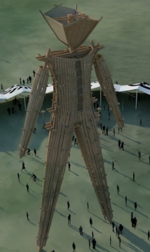Burning Man - Aug 25 - Sept 1 2014 - Nevada - Music Festivals